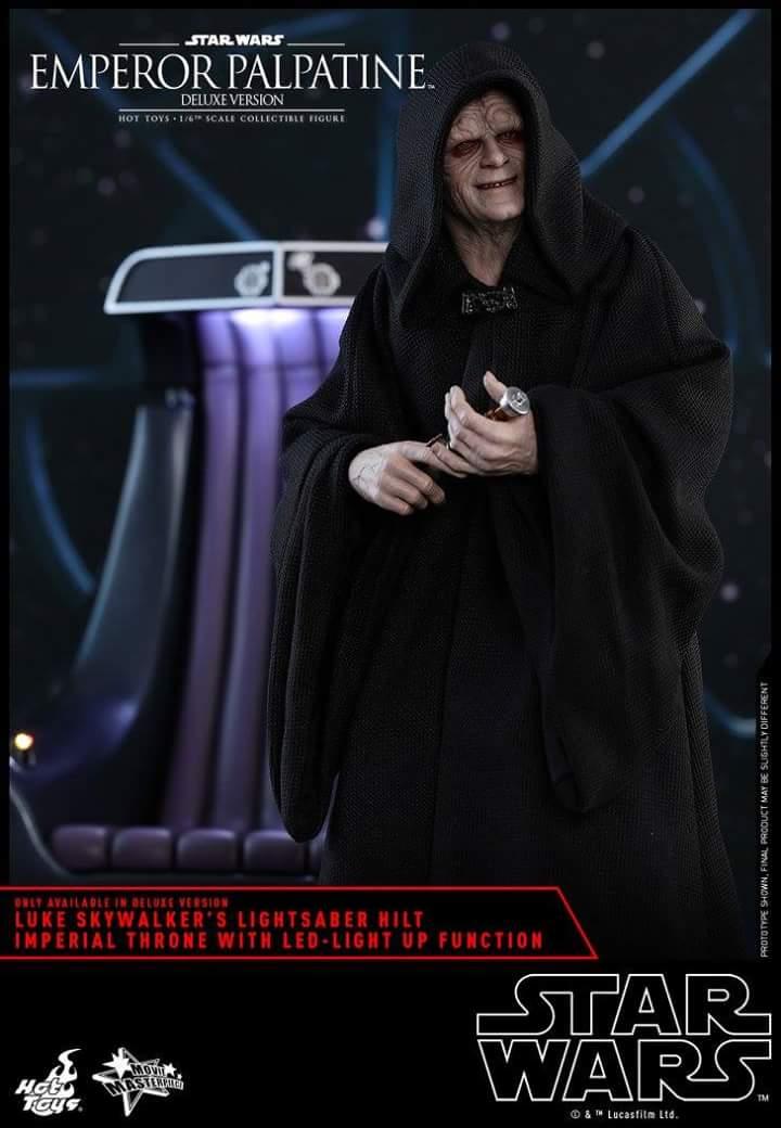 MMS???: Star Wars: Return of The Jedi -Emperor Palpatine Fb_img82