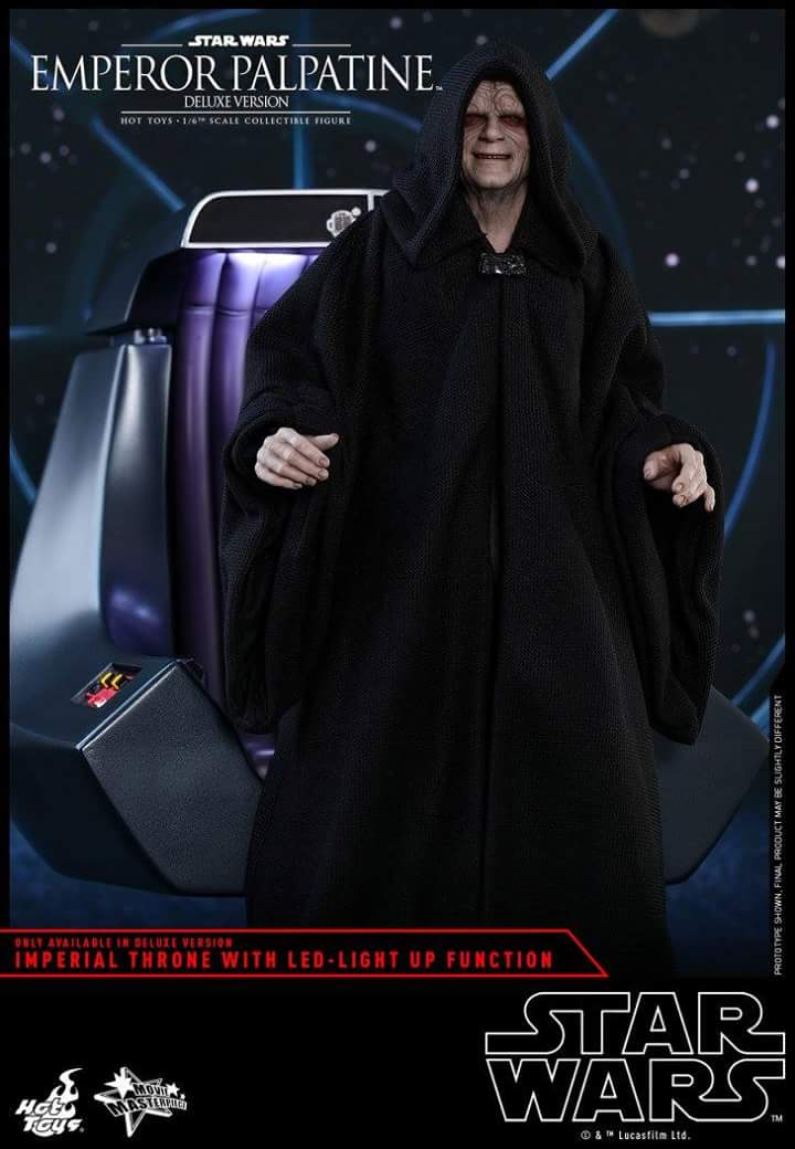 MMS???: Star Wars: Return of The Jedi -Emperor Palpatine Fb_img87