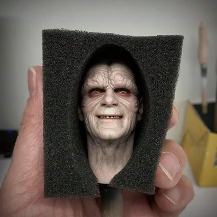 MMS???: Star Wars: Return of The Jedi -Emperor Palpatine Fb_img94