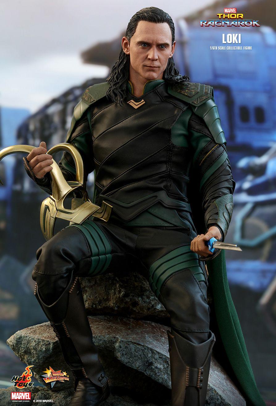MMS472 - Thor: Ragnarok - Loki Pd152134
