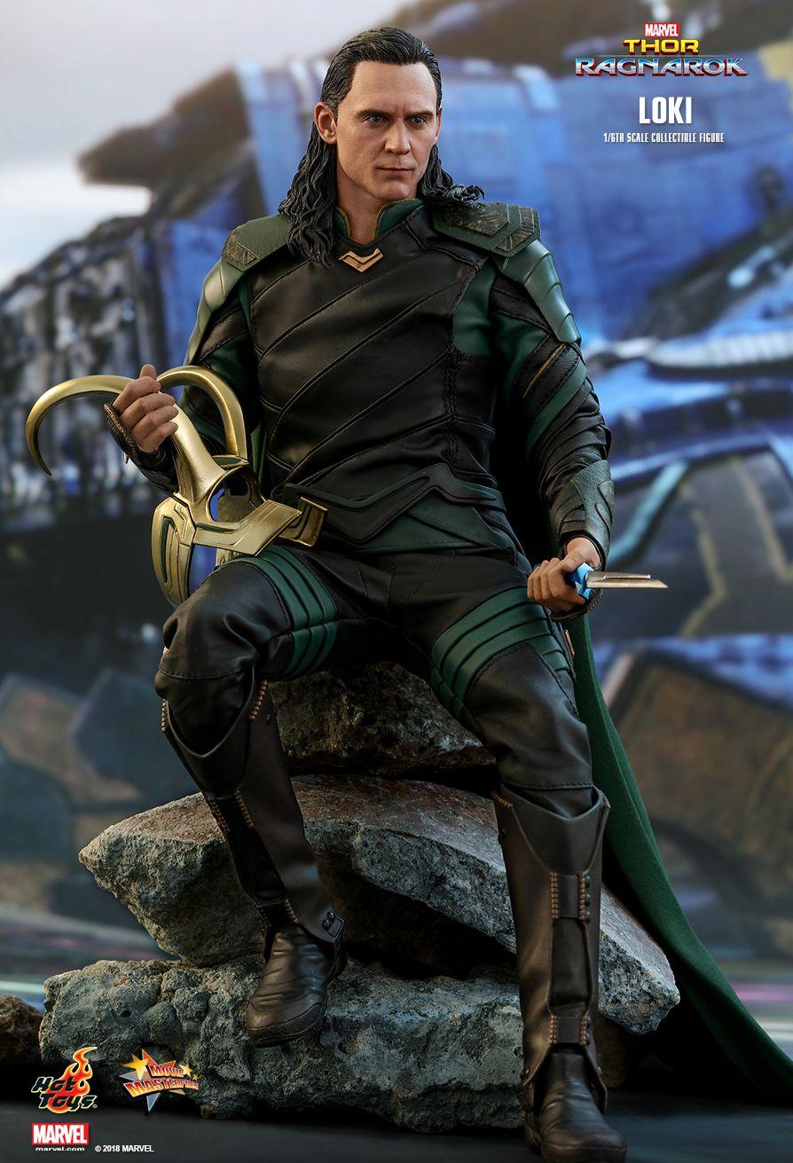 MMS472 - Thor: Ragnarok - Loki Pd152135