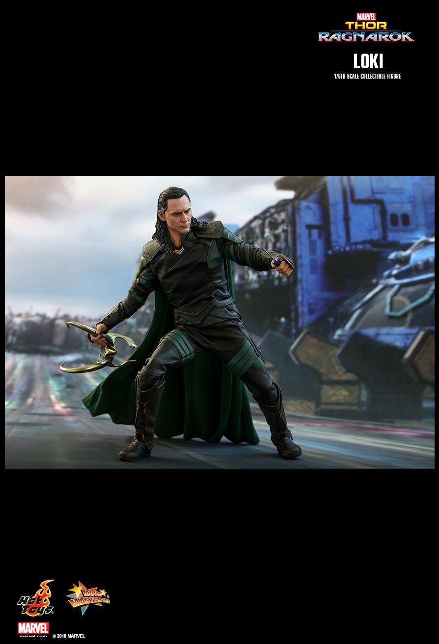 MMS472 - Thor: Ragnarok - Loki Pd152138
