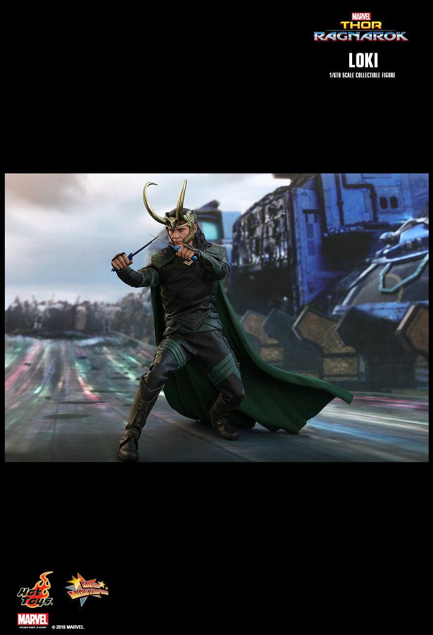 MMS472 - Thor: Ragnarok - Loki Pd152139