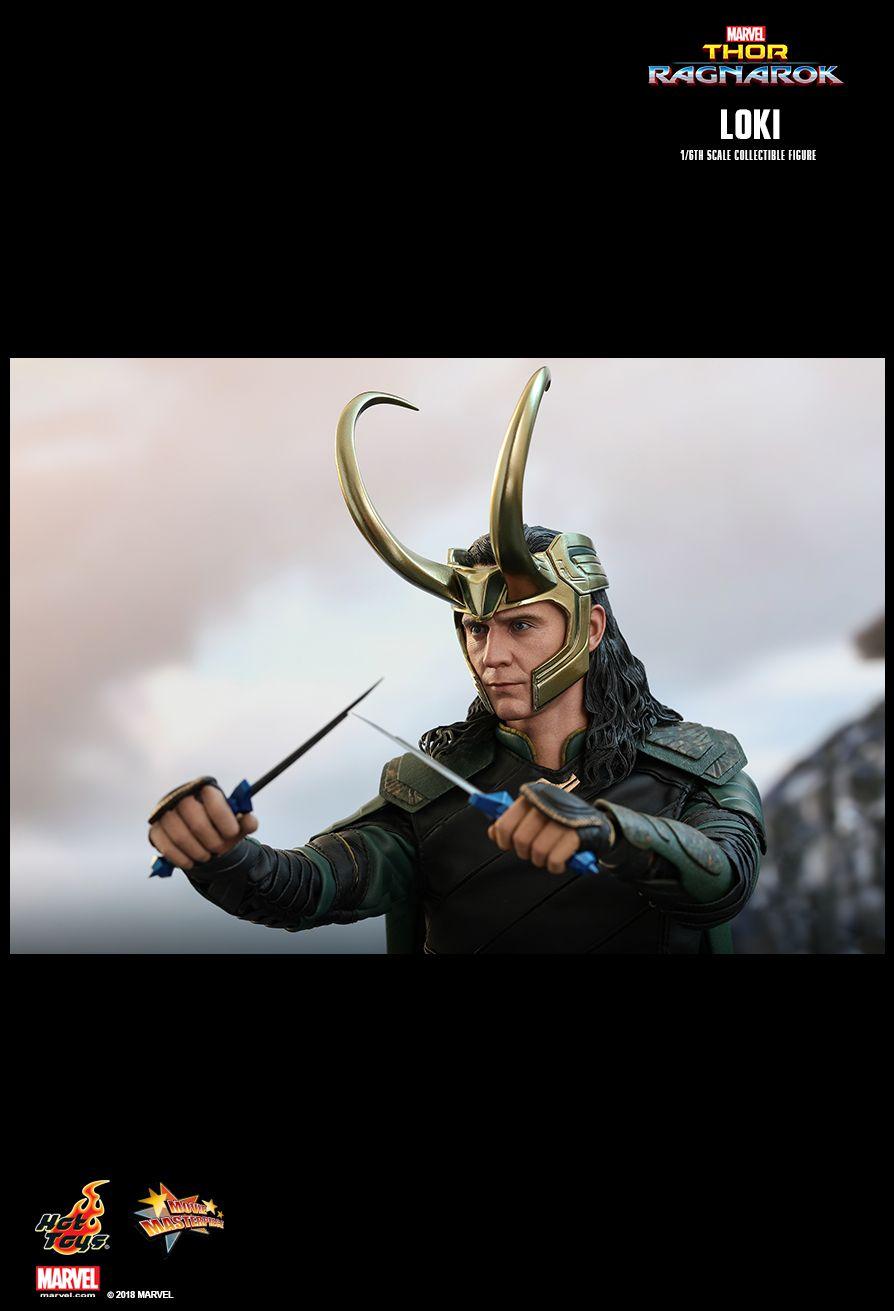 MMS472 - Thor: Ragnarok - Loki Pd152140