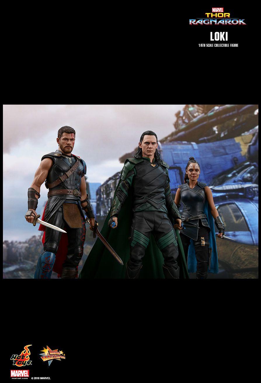 MMS472 - Thor: Ragnarok - Loki Pd152143