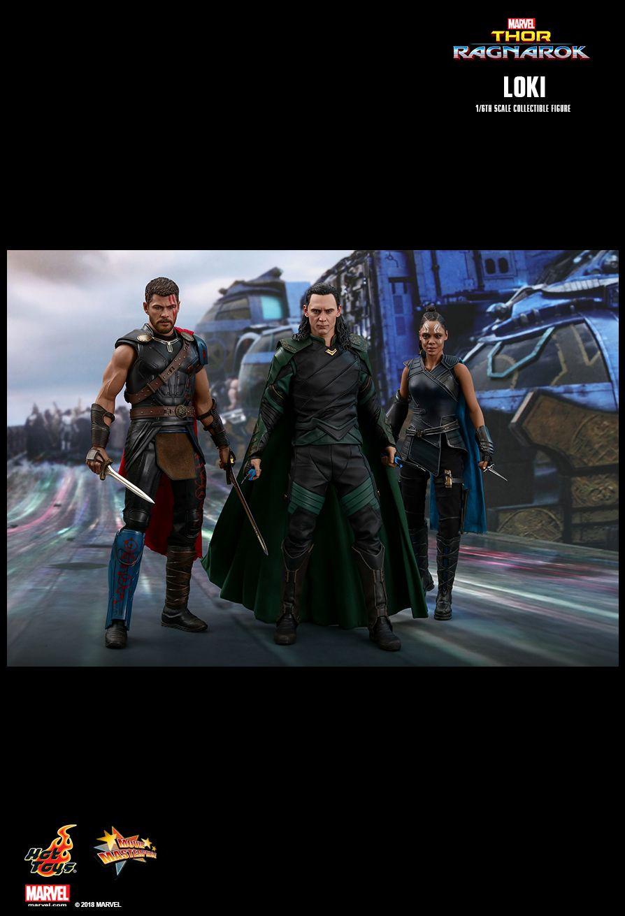 MMS472 - Thor: Ragnarok - Loki Pd152144