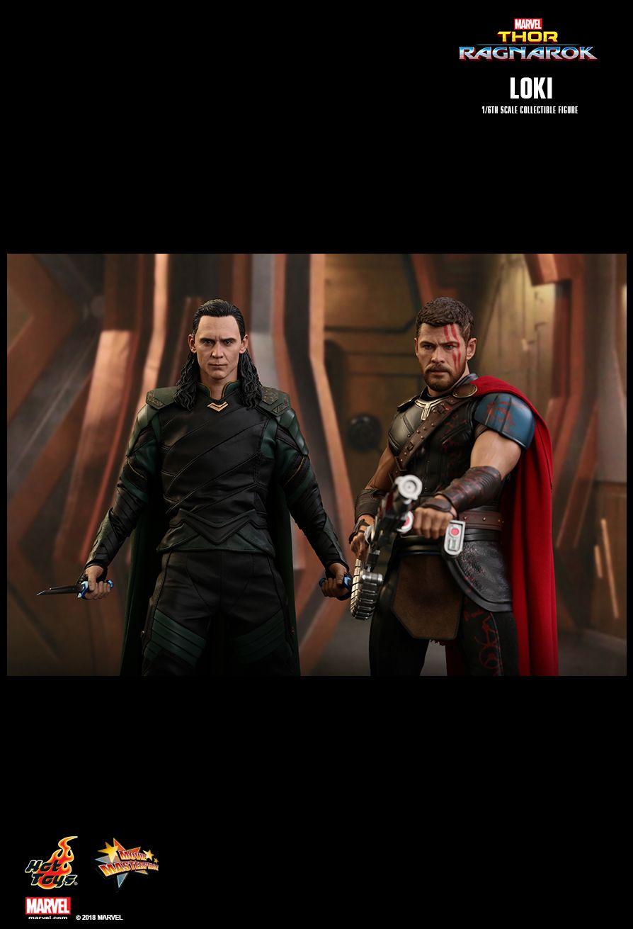 MMS472 - Thor: Ragnarok - Loki Pd152145
