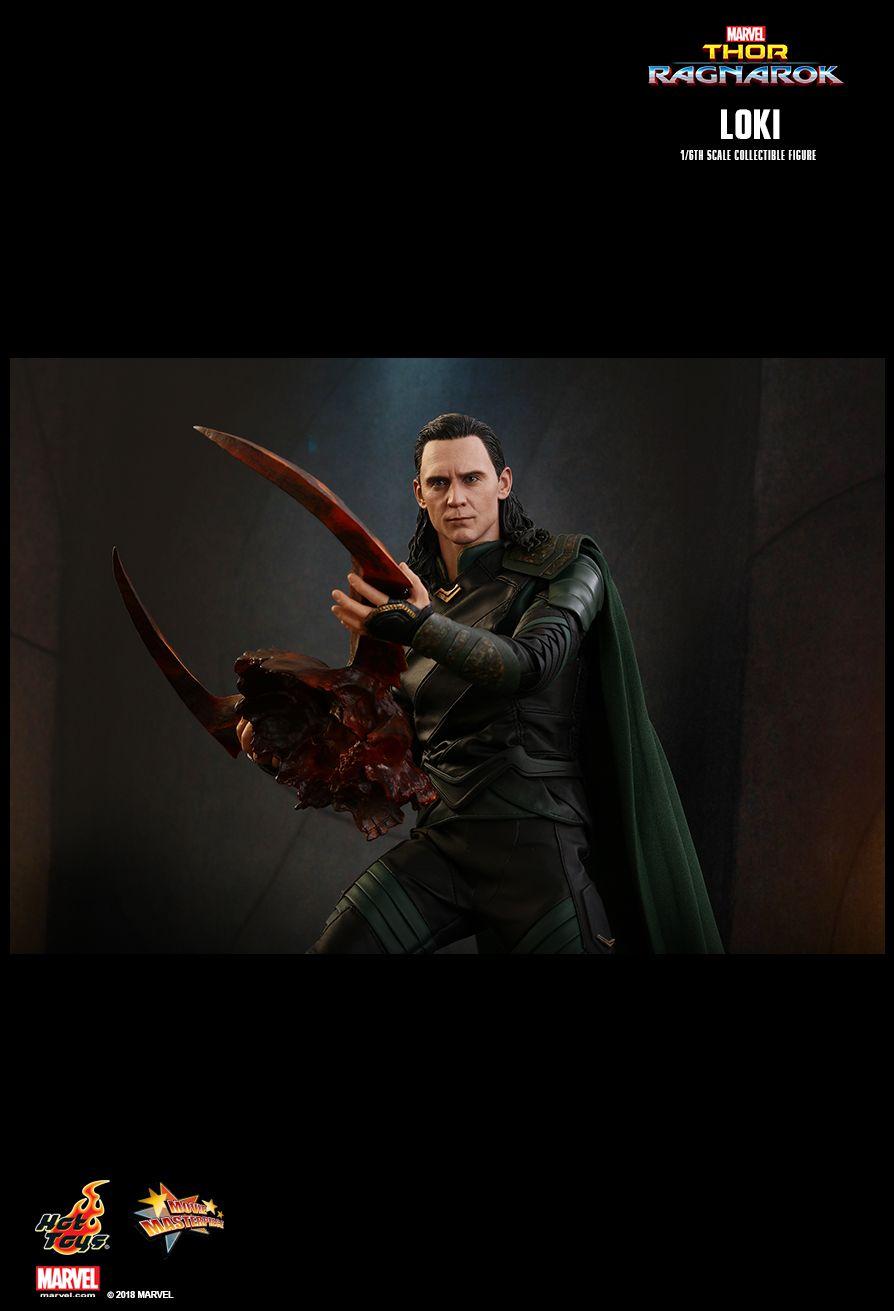 MMS472 - Thor: Ragnarok - Loki Pd152146