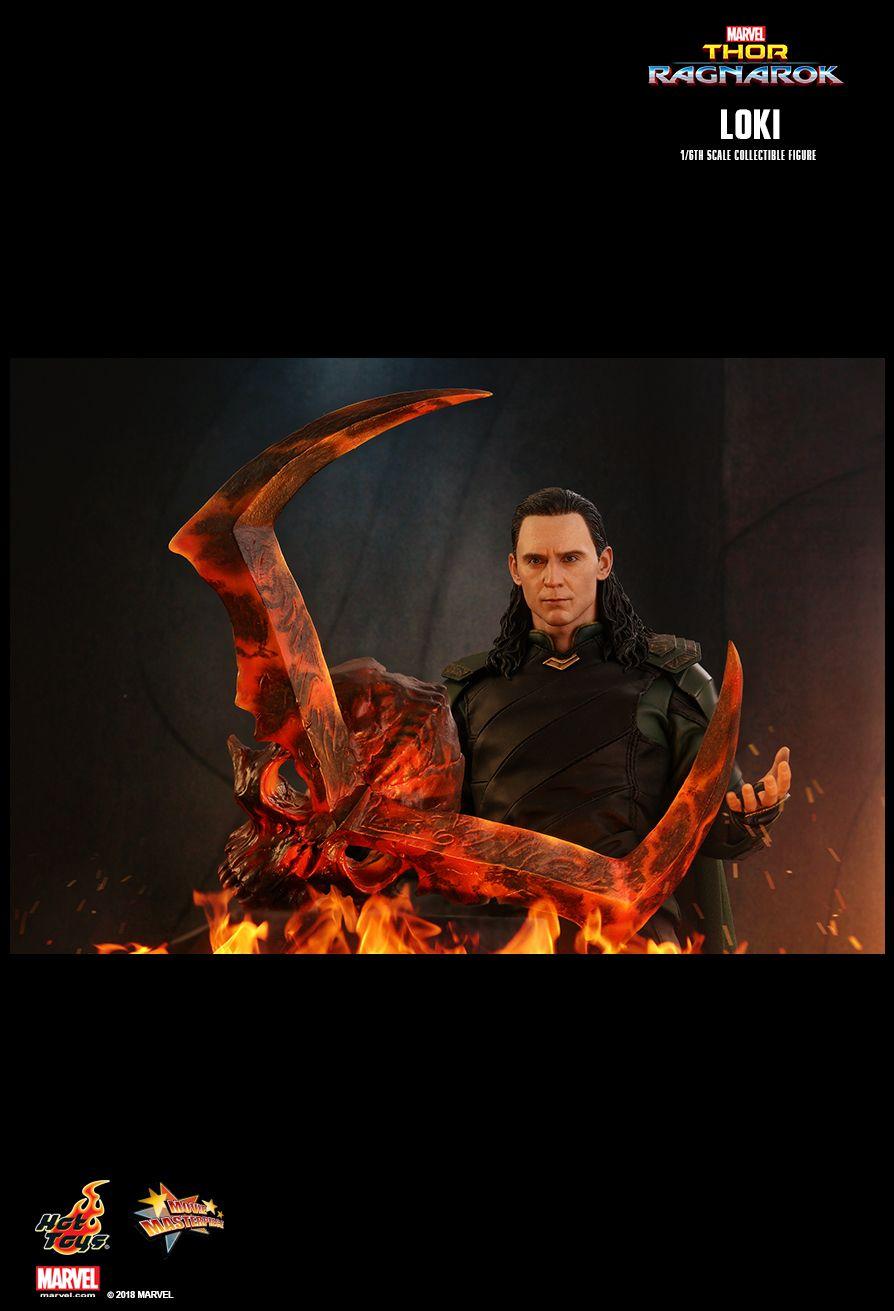 MMS472 - Thor: Ragnarok - Loki Pd152147