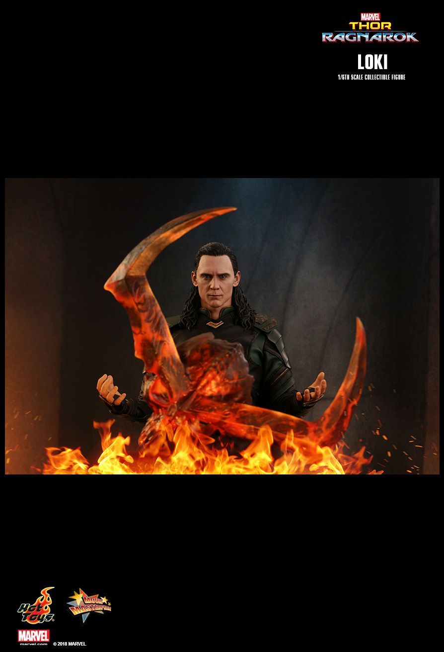 MMS472 - Thor: Ragnarok - Loki Pd152148