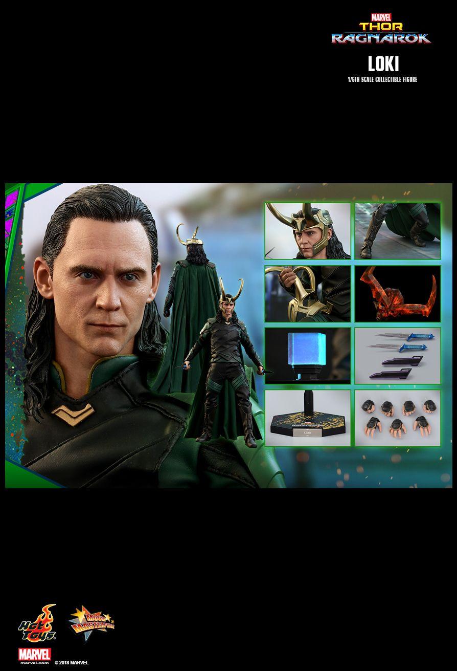 MMS472 - Thor: Ragnarok - Loki Pd152152