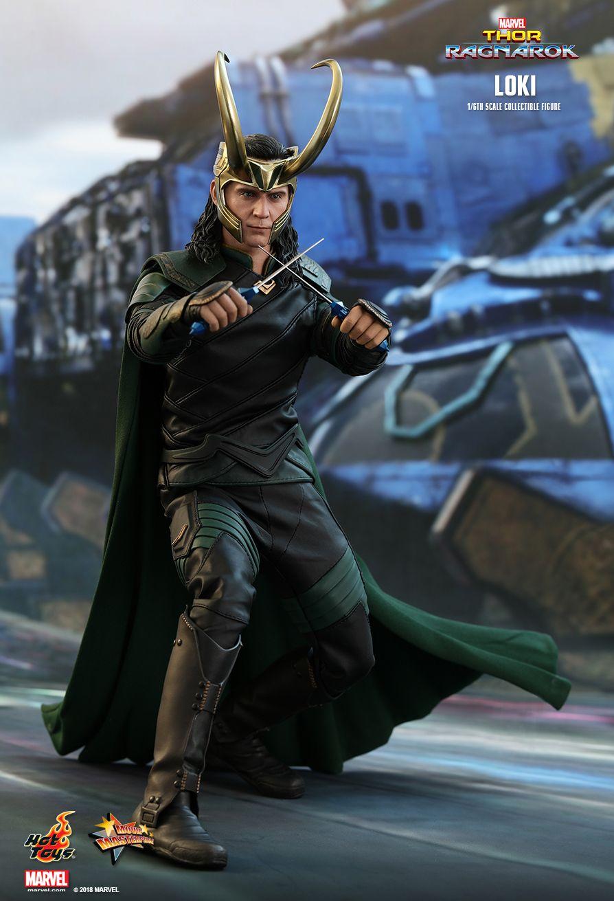 MMS472 - Thor: Ragnarok - Loki Pd152153