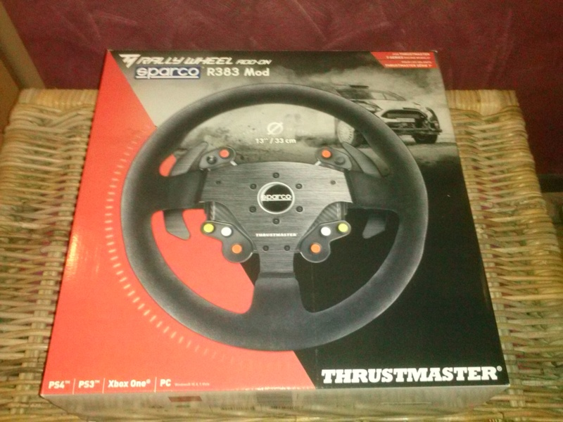 Add-on TM Sparco Rally R383 44137310