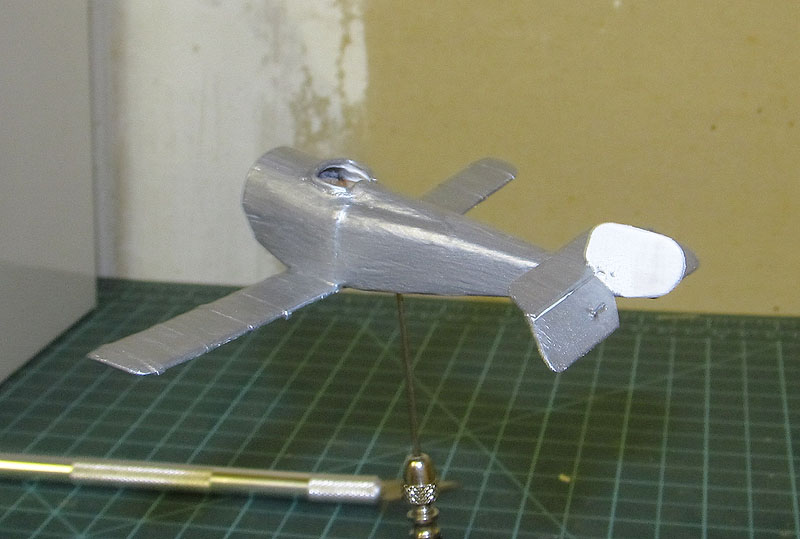 Nieuport NI17 de G. Guynemer - 1/72 - Full scratch 11_ni_10