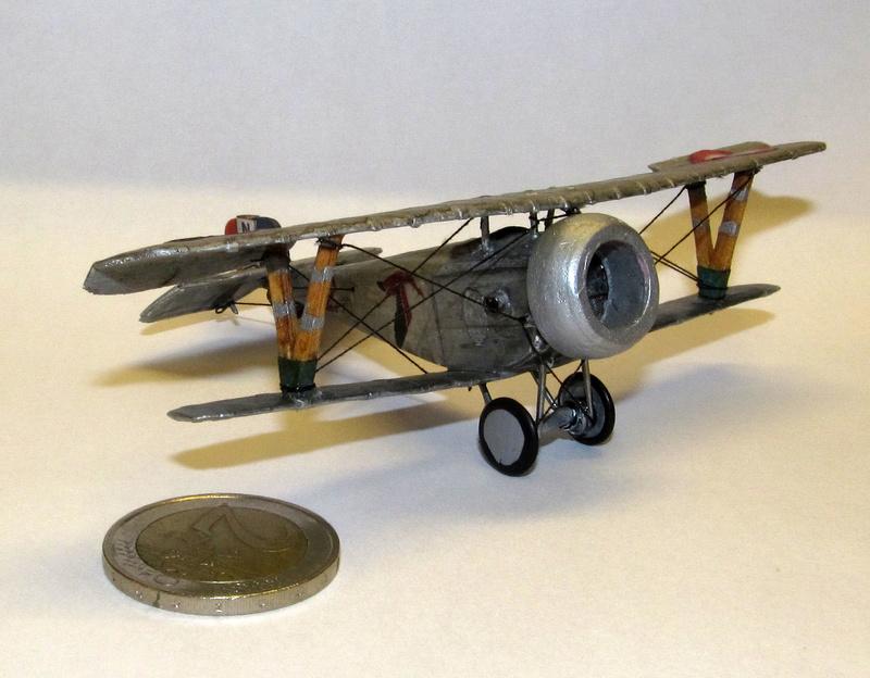 Nieuport NI17 de G. Guynemer - 1/72 - Full scratch 19_ni_10