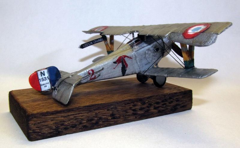 Nieuport NI17 de G. Guynemer - 1/72 - Full scratch 27_ni_10