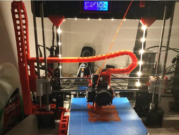 Avis sur imprimante 3d Chaine10