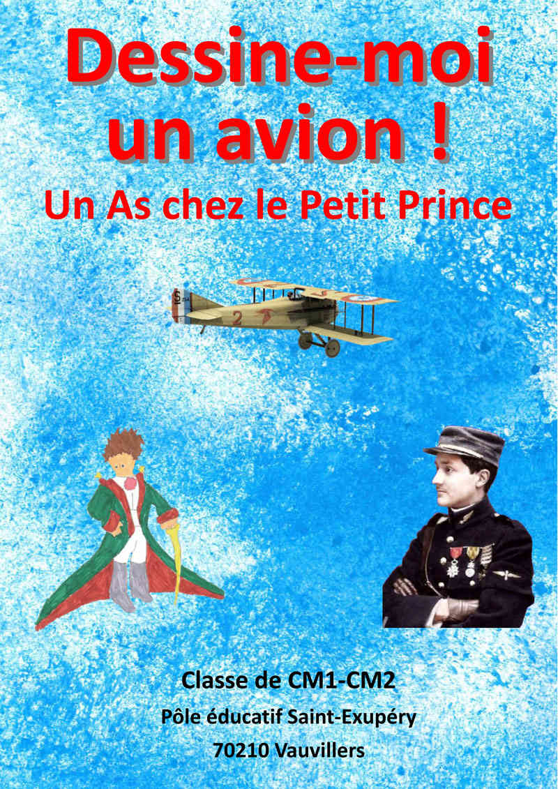 """Dessine-moi un avion"" - Exceptionnel m'a-t-on dit ! Couver10"