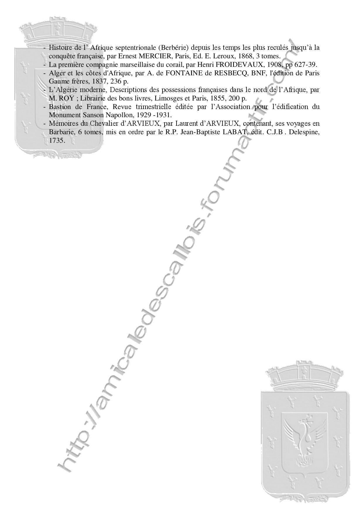 Bibliographie par COSTA Christian Biblio10