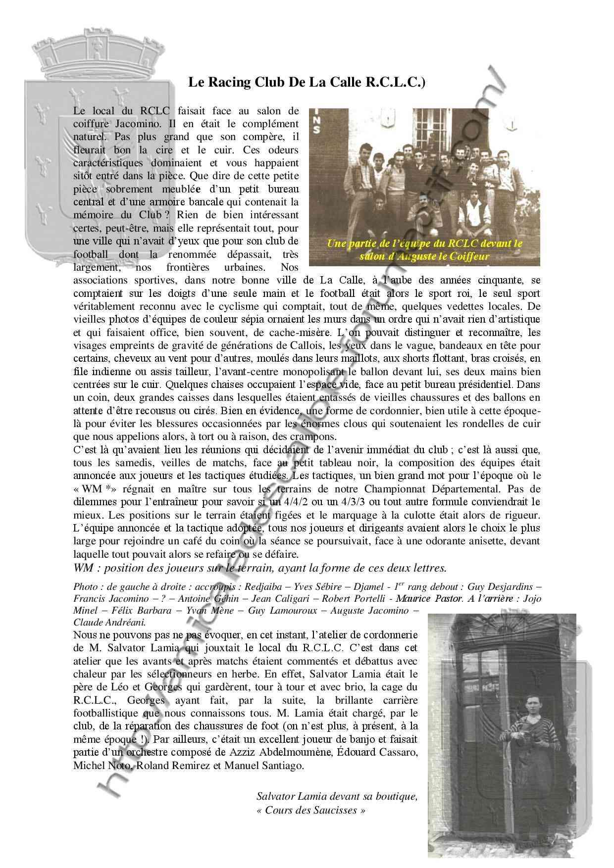 Deux lieux mythiques du cours des Saucisses - PC121-Alexandre Bertot- Deux_l11