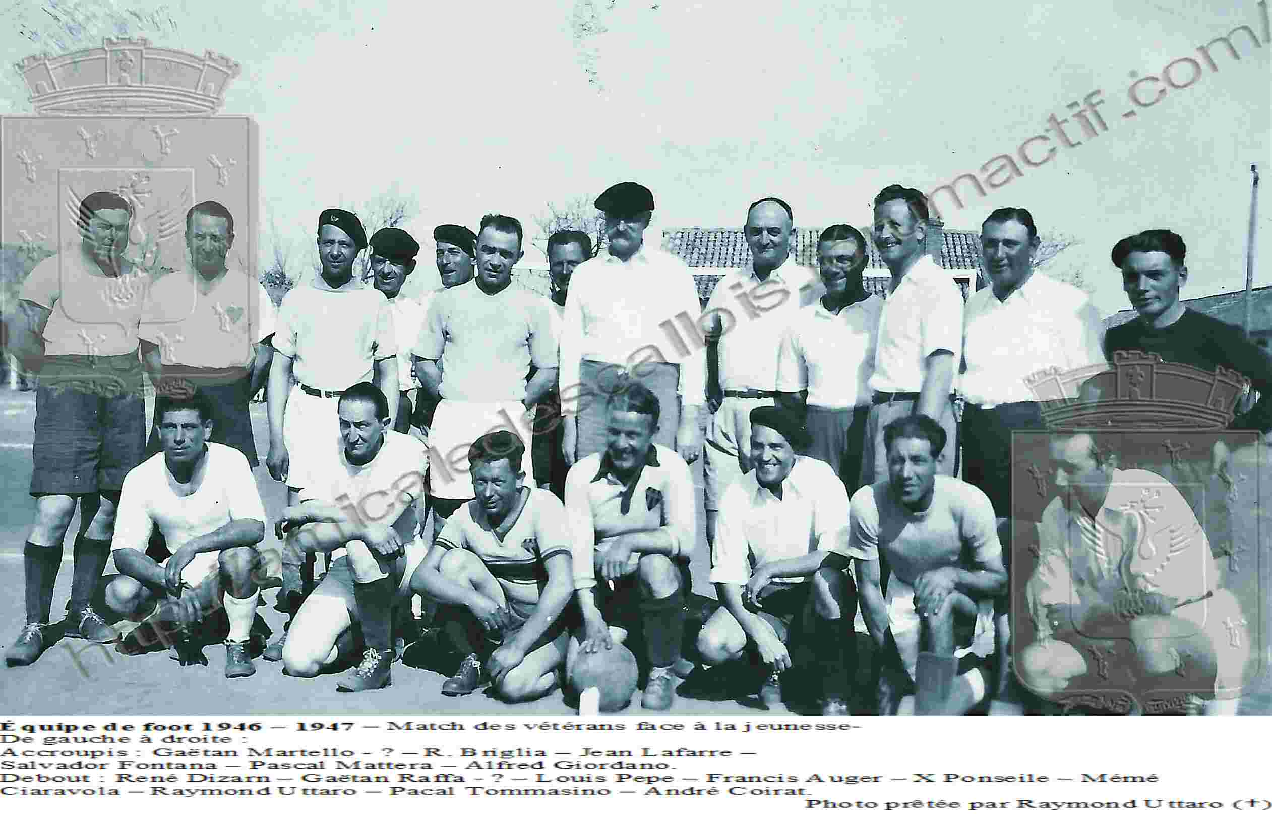 Equipe de Foot - 1946-1947 Equipe17