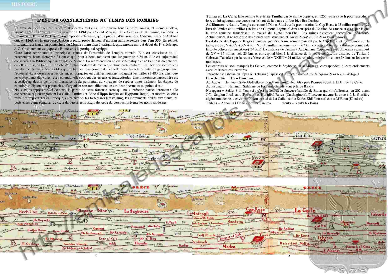 L Est du Constantinois au temps des Romains - COSTA Christian - PC135- L_est_14