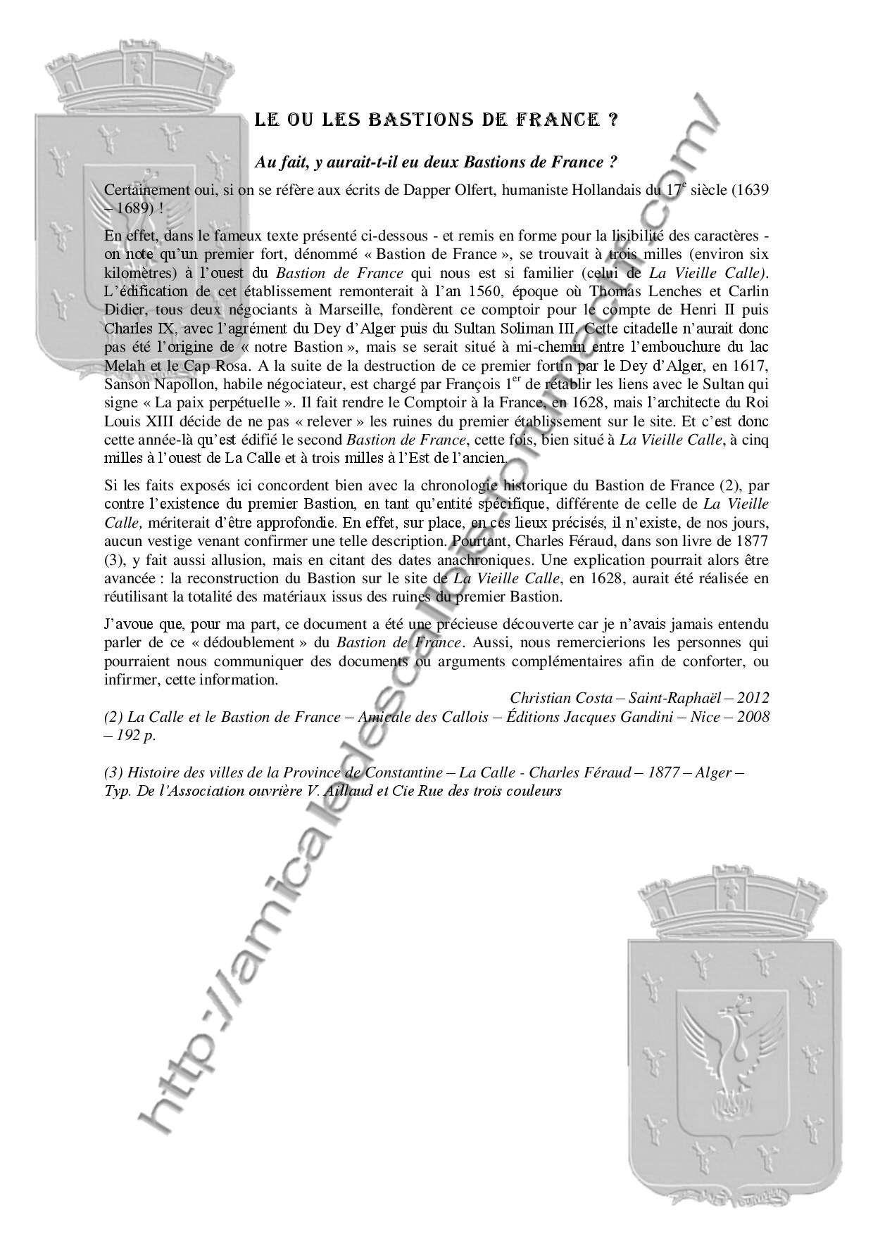 Le Bastion de France en 3D- COSTA Christian - PC120 - Le_bas10