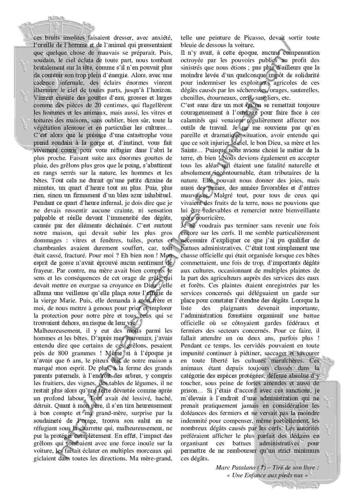 Les calmités agricoles par Marc Patalano extrait du PC138 Les_ca10