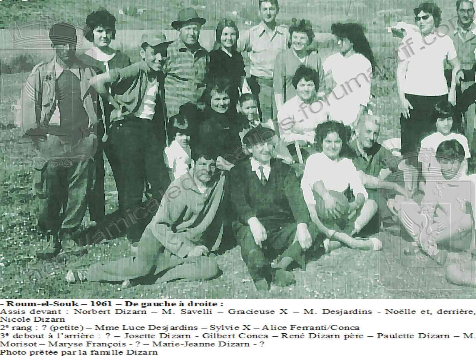 ROUM – EL – SOUK 1961 – PC n° 127 Photo_12
