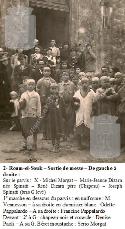 ROUM – EL – SOUK - Sortie de la messe– PC n° 127 Photo_13