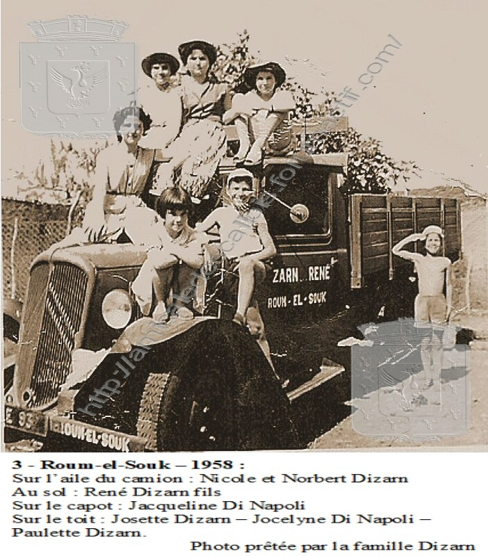 ROUM – EL – SOUK 1958 – PC n° 127 Photo_14