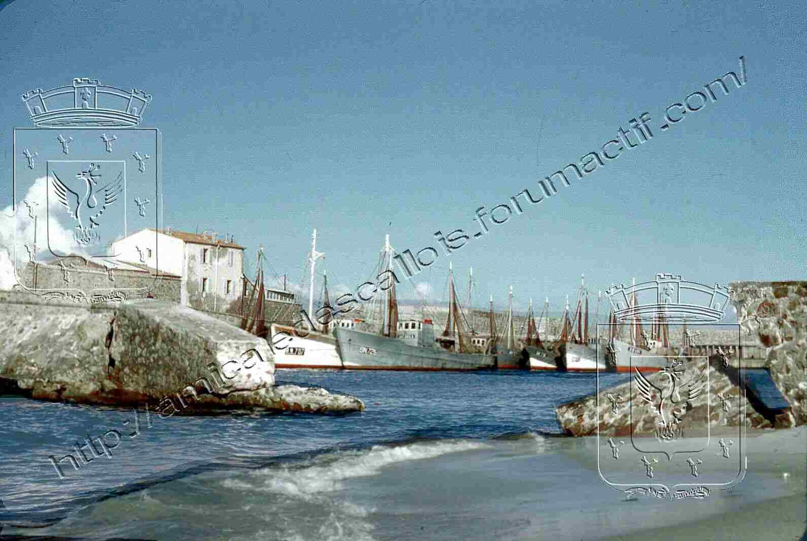 Les bateaux la mer et le port 1 Port_b10