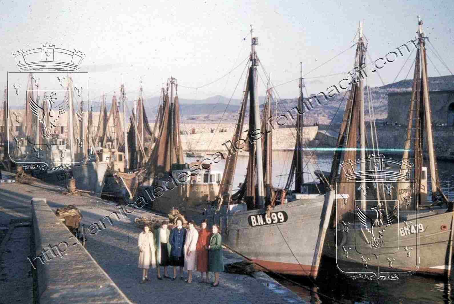 Les bateaux la mer et le port 1 Quai_p11