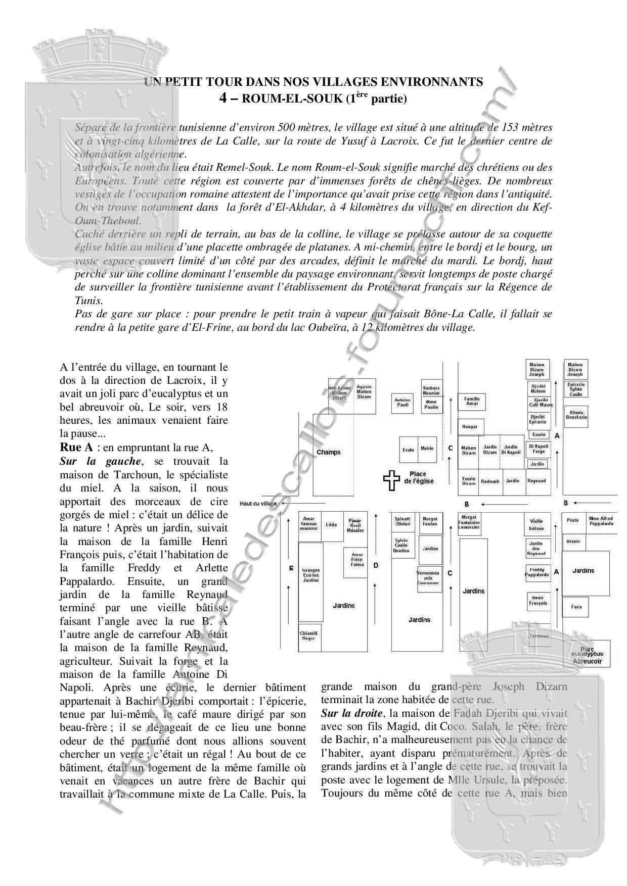 ROUM – EL – SOUK - Article paru sur le PC n° 127 Roum-e10