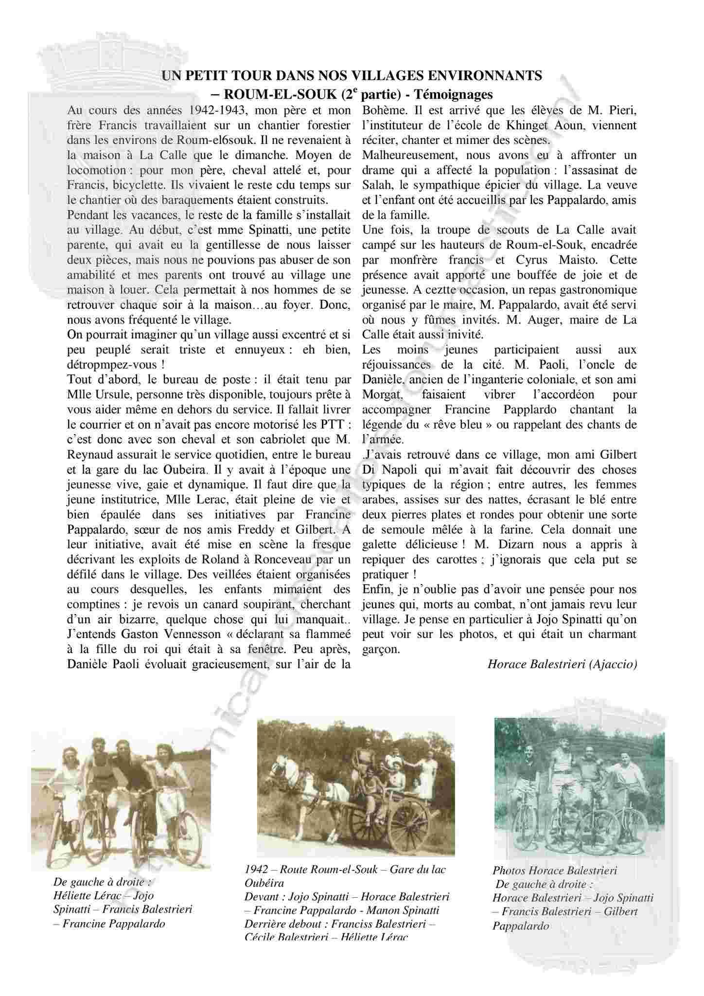 ROUM – EL – SOUK - Article paru sur le PC n° 128 Roum-e13