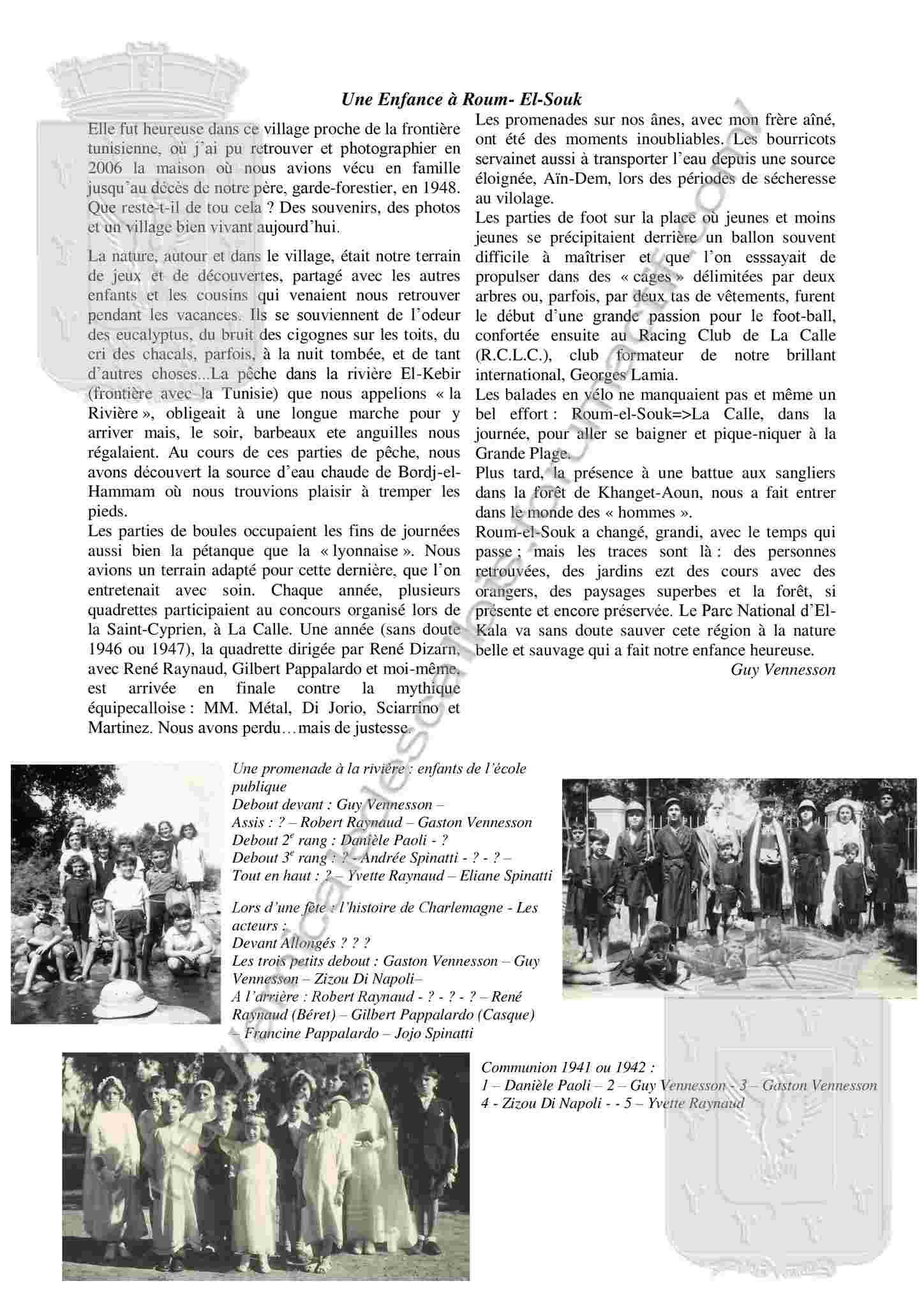 ROUM – EL – SOUK - Article paru sur le PC n° 128 Roum-e14