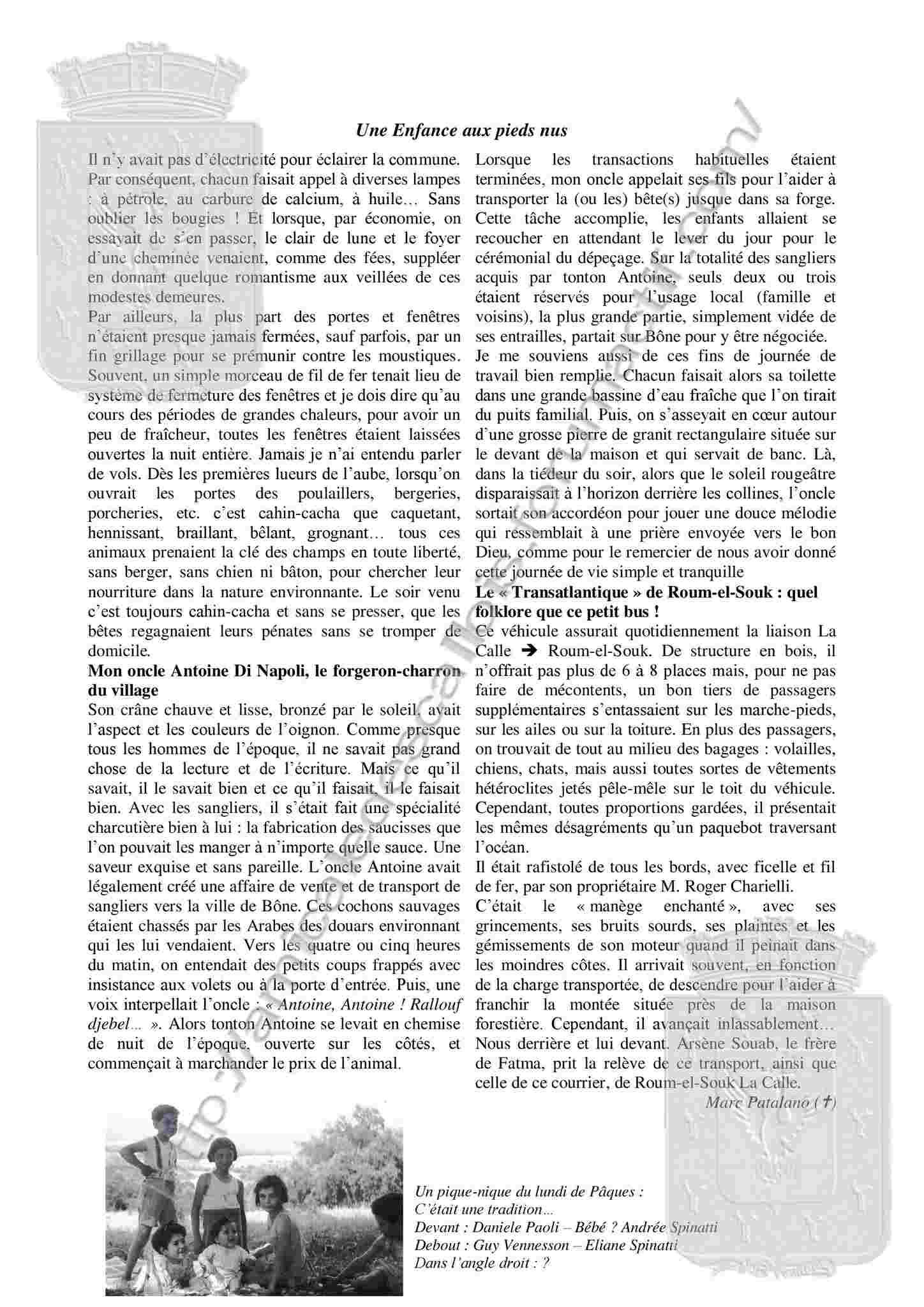 ROUM – EL – SOUK - Article paru sur le PC n° 128 Roum-e15