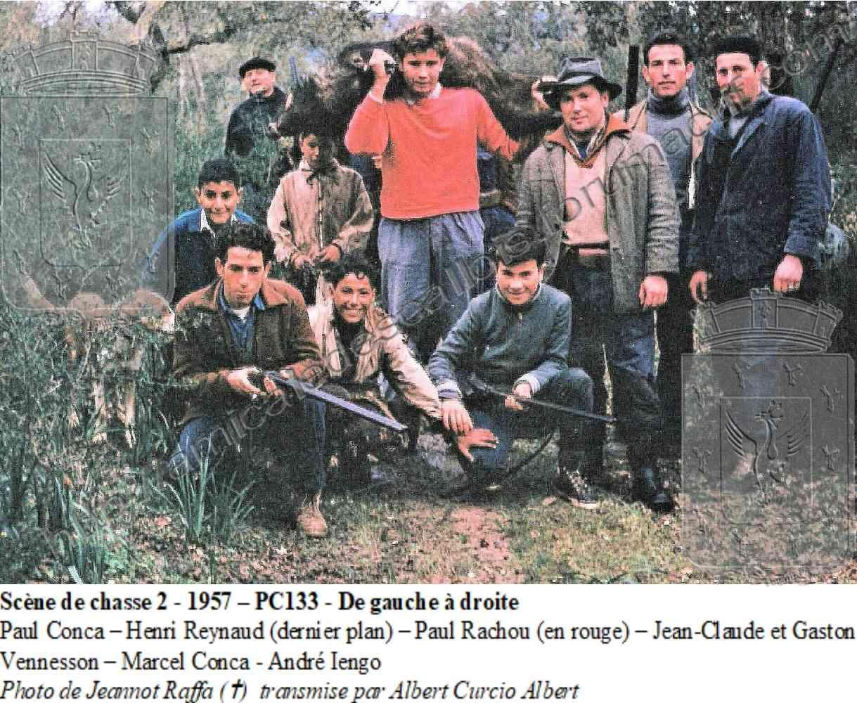 Scène de chasse 2 - 1957 – PC133  Scyne_11