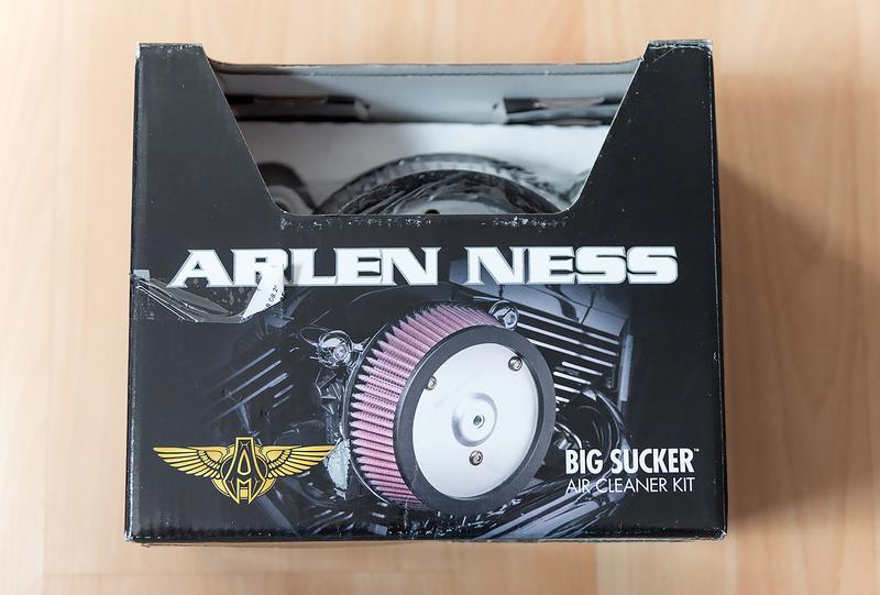 Filtre à air Big Sucker Stage 1 Arlen Ness neuf Faa11