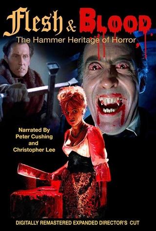 """Flesh & Blood: The Hammer Heritage of Horror"" 22687512"