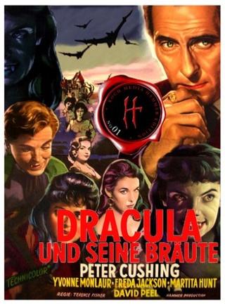 """""""Dracula und seine Bräute"""" ( The Brides of Dracula, Großbritannien, 1960 ) 51i3vl10"""