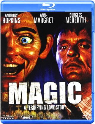"""""""Magic – Eine unheimliche Liebesgeschichte"""" ( Magic, USA, 1978 ) Be5c7d11"""