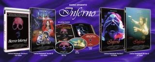 "Inferno -  ""Inferno"" (Inferno, Italien, 1980) Megast10"