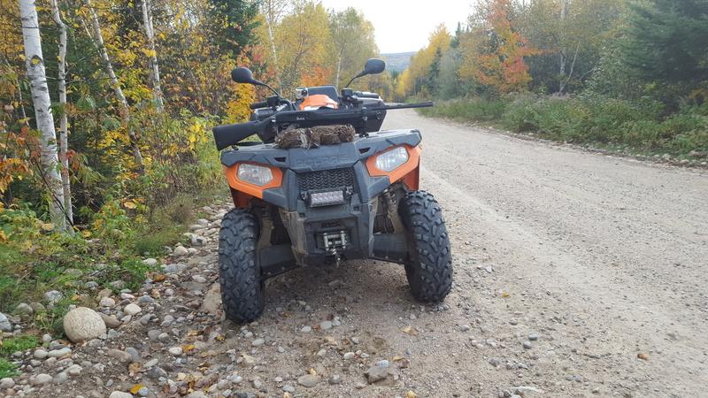 Vtt pour la chasse et un peu de trail - Page 2 20171010