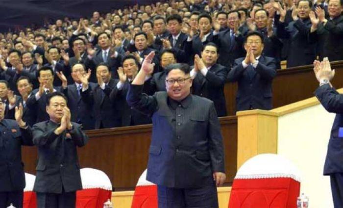 Corea del Norte tiene suficiente voluntad de dialogar con Estados Unidos Kim_jo10