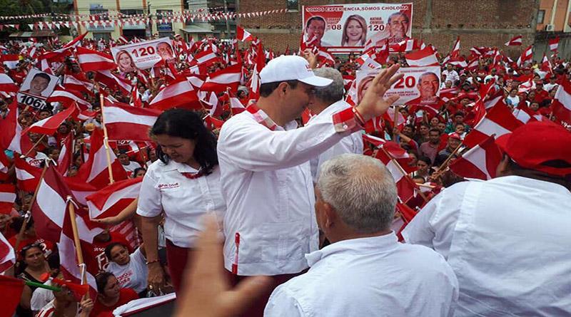 Liberales no reconocen  a Juan Orlando Hernandez como presidente Libera10