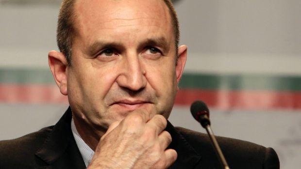 No solo en Honduras.Presidente de Bulgaria veta ley anti corrupcion Rumen-10