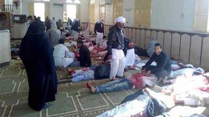 235 muertos por ataque terrorista en El Sinai egipcio Terror10