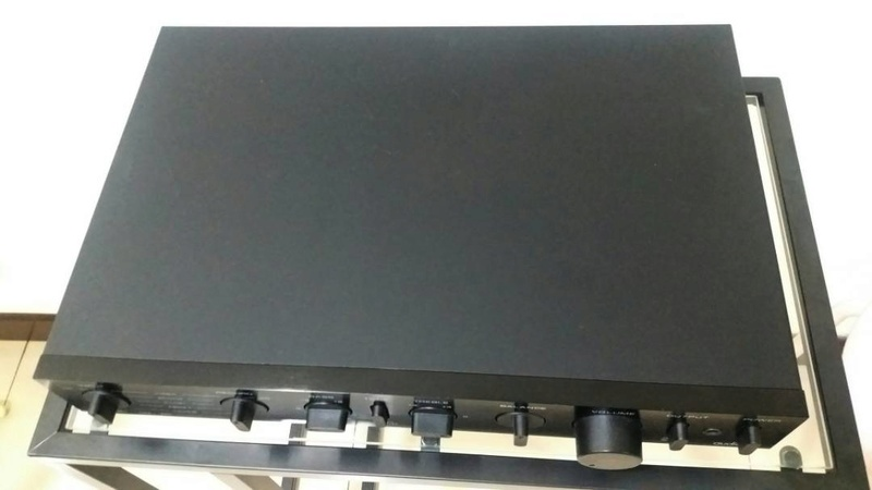 Audiolab 8000C Preamplifier Audiol11