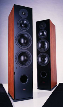 Rare: Dynaudio Audience 82 Floor-Standing Speakers Dyna110